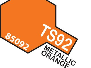 Tamiya TS-92 Metallic Orange