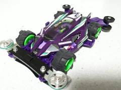 MA DCR-01PG【パープルグリーン】