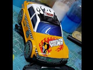 Crazy Taxi !