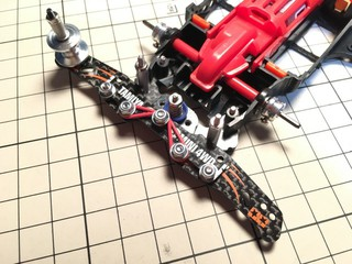 自作ピボットバンパー再改良:アンカーシステム一体化