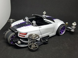 copen tricycle GT