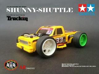 Custom Truckin Shunny Shuttle