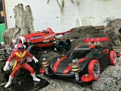 黒十字軍【RED-RAIKIRI】