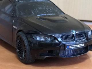M3ブラック塗装