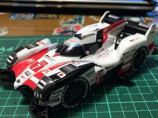 TOYOTAガズーレーシング TS050 HYBRID