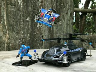 黒十字軍【BLUE -RAIKIRI 】