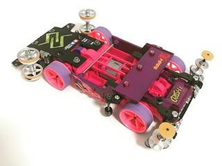 Purple Truck MS Flex
