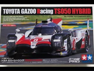 GAZOO RACING TS050 HYBRID