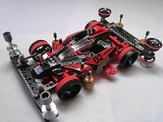 TZ-X 2号車 ニバンテ