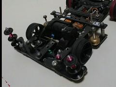 MonsterTRFのフロントユニット