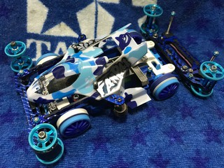 反派-TRF Blue
