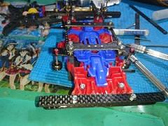 高速戦艦3番艦DX建造途中経過