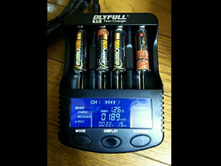 DLYFULL T5 Test charger