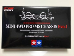 MS CHASSIS EVO.Ⅰ