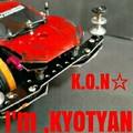 KYOTYAN(ω´∀`ω) 現在一旦停止中