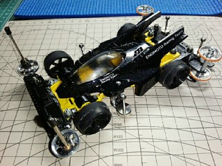 VS雷撃 JC2018 edition