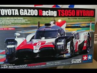 トヨタガズーレーシングTS050Hybrid