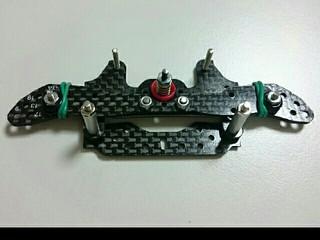 リヤ用ピボットアンカー