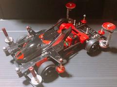 SX サンダーショット RED