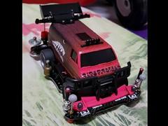 mini 4wd lunchbox custom