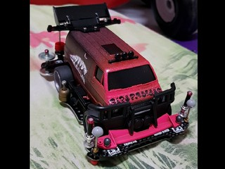 mini 4wd lunchbox custom
