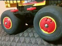 ワイルドミニ四駆レーシングローラーハブセット