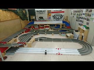 アメリカンパラダイス浪館店10月レース用コース