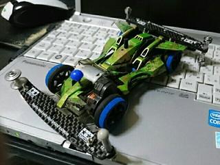 【ブレイジングマックス】フラット用小径スプリントSFM