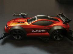 Battle Machine - Gun Fire