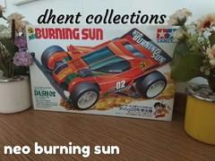 neo burning sun