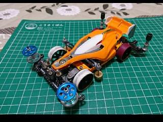 MSフレキ-00 Prototype