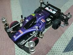 VSの紫アバンテ
