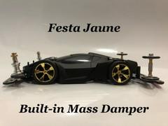 Festa Built-in Mass Damper