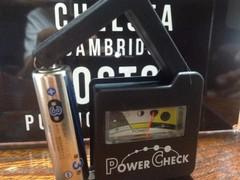 電池パワーチェック器