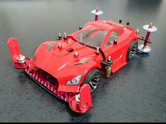 トルクルレーシングカー