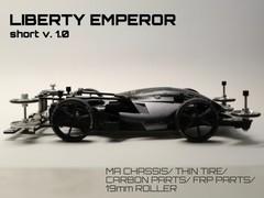 LIBERTY EMPEROR SHORT v. 1.0