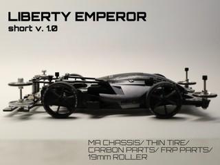 LIBERTY EMPEROR SHORT v.1.0