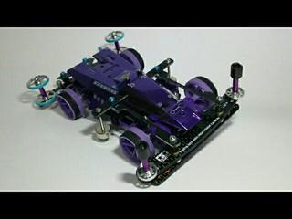 サンダードラゴン 紫電一閃