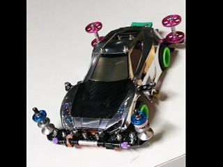 MIZSAN-GTR2018 レースバージョン