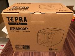 テプラPRO SR5900P