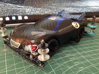 ゆっくりエバンさんからのプレゼントTRF RX7
