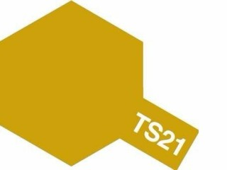 Tamiya TS-21 gold
