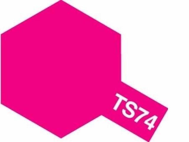 Tamiya TS-74 clear red
