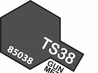 Tamiya TS-38 gun metal