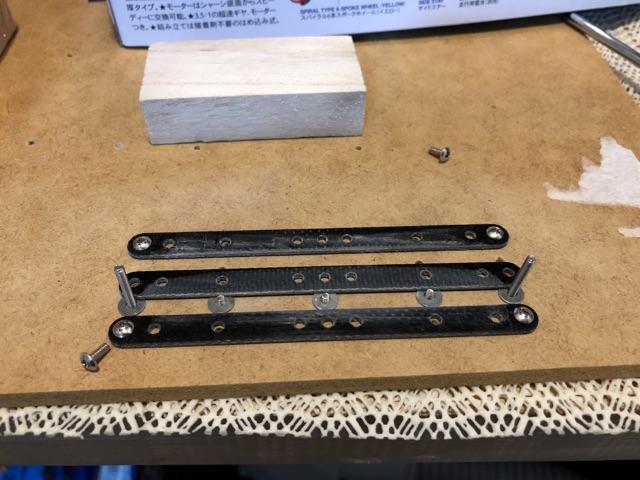 ダイソーで作るスラストプレート作成治具