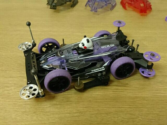 DCR-01 ライトスモーク