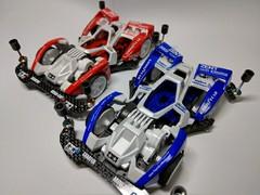 ガンブラスター Red × Blue