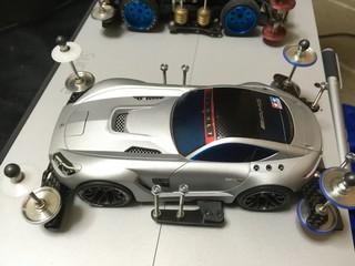 ジルボルフ AMG GT