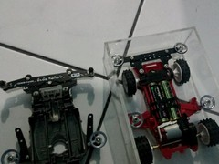 Street mini 4wd progress