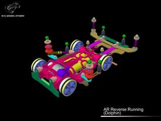 AR Reverse Running